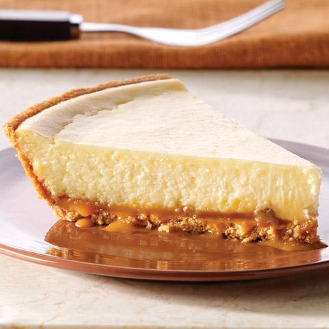 Easy Caramel Pecan Cheesecake Recipe