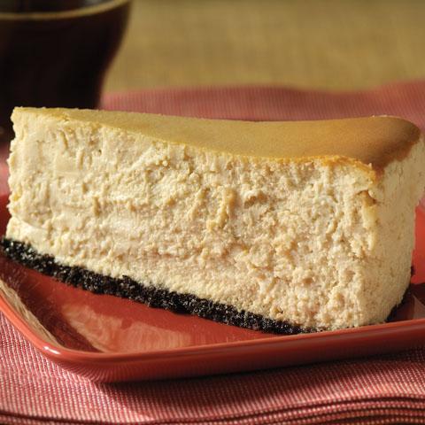 New York Cappuccino Cheesecake Recipe