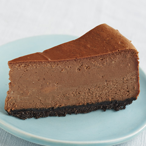 New York Chocolate Cheesecake Recipe
