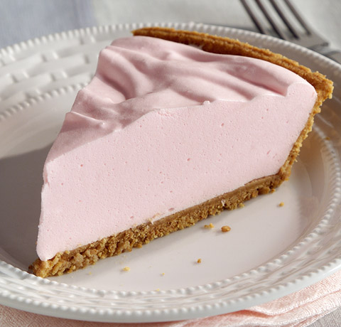 Easy Creamy Strawberry Pie Recipe