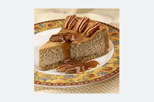 Coffee Praline Cheesecake Recipe