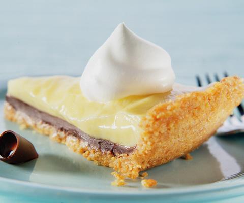 Black Bottom Pie Recipe
