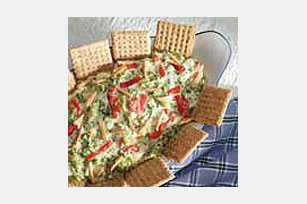 Hot Broccoli Basket Recipe