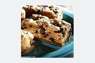 Chewy Butterscotch-Walnut Bars Recipe