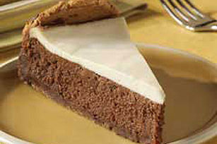 Velvet Chocolate Cheesecake Recipe