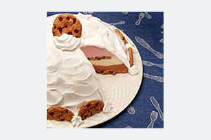 Neapolitan Chip Bombe Recipe