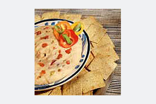 Cheesy Bean Dip Recipe