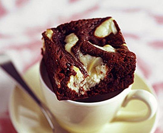 Marbled Brownies