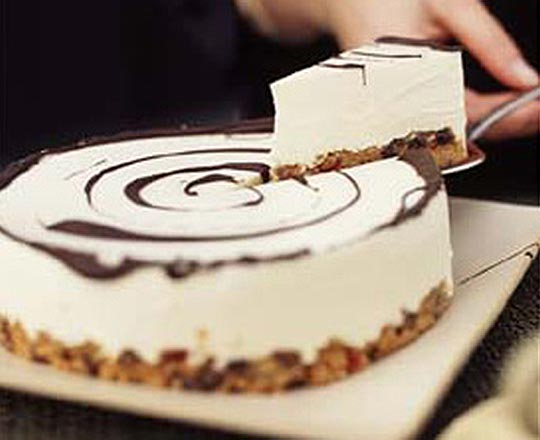 Florentine Cheesecake