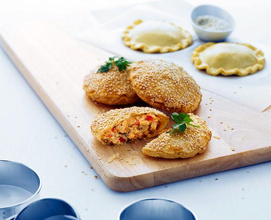 Seafood Empanadas