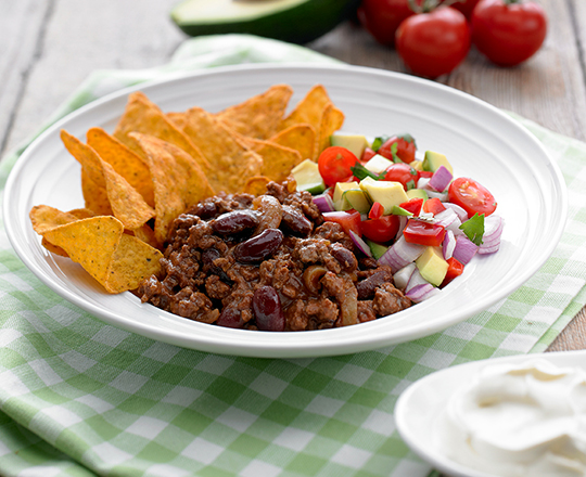 Mexican Chilli Bean Beef