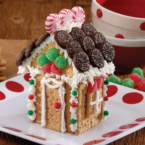 Graham Cracker House Recipe