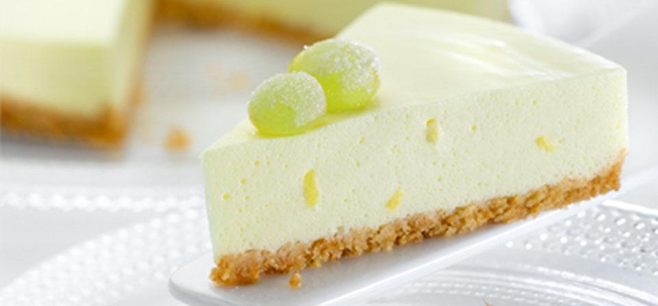 Philadelphia Recipe - Lemon Jelly Cheesecake