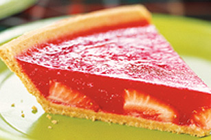 Double-Strawberry Pie Recipe