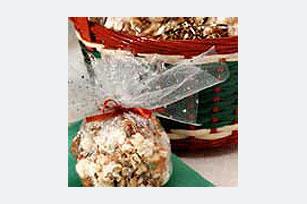 Caramel Graham Popcorn Balls Recipe