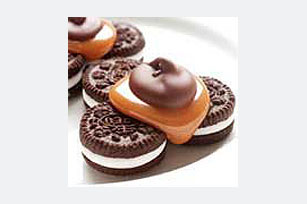 OREO® Caramel Clusters Recipe