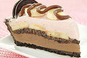 OREO Banana Split Pie Recipe