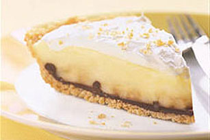 Black Bottom-Banana Cream Pie Recipe