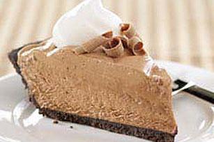 Creamy Chocolate Pie Recipe