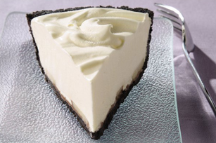 Frozen Black Bottom Banana Pie Recipe