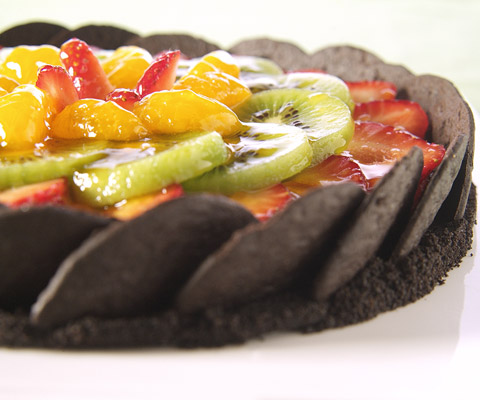 "FAMOUS Wafer Fruit ""Tart"" Recipe"