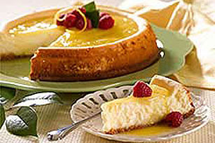 Double Lemon Cheesecake Recipe