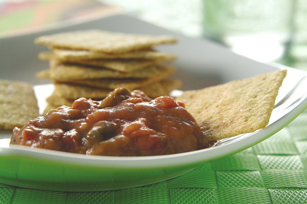Salsa & Bean Dip Recipe
