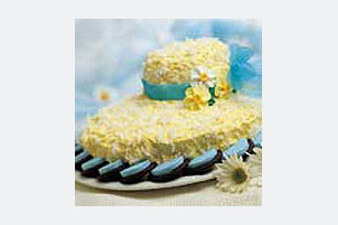Easter Bonnet Cake Recipe