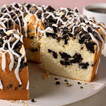 OREO® Ripple Coffee Cake Recipe