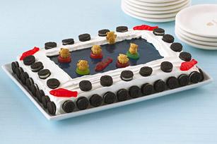 """Dive-on-In"" Cake Recipe"