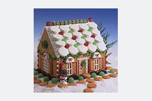 NABISCO Holiday House Recipe