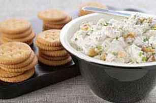 Blue Cheese-Walnut Spread Recipe