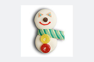 Jolly Snowman Recipe