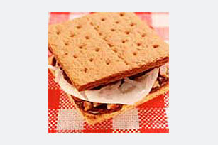 German Chocolate S'mores Recipe