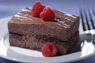 Creamy Chocolate Bars Recipe