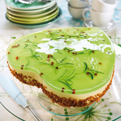 Tips til pynt på ostekake