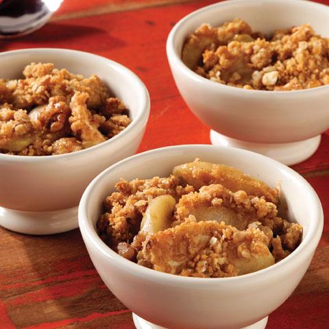 Just Like Mom S Apple Crisp Recipe