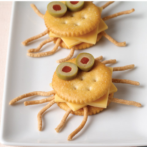Crab Cracker Critter Recipe