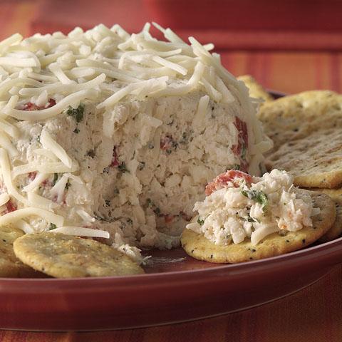 Holiday Crab Spread Recipe
