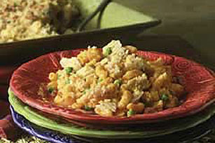 Deluxe Cheesy Tuna Mac Recipe