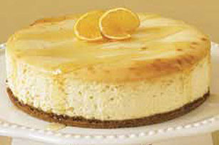 Orange-Honey Cheesecake Recipe