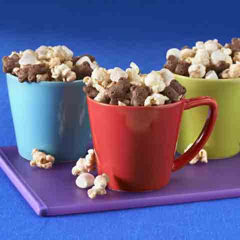 """Bearly"" Hot Chocolate Snack Mix Recipe"