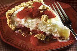 Strawberry NUTTER BUTTER® Pie Recipe