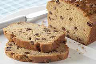 Banana Raisin Bread Recipe