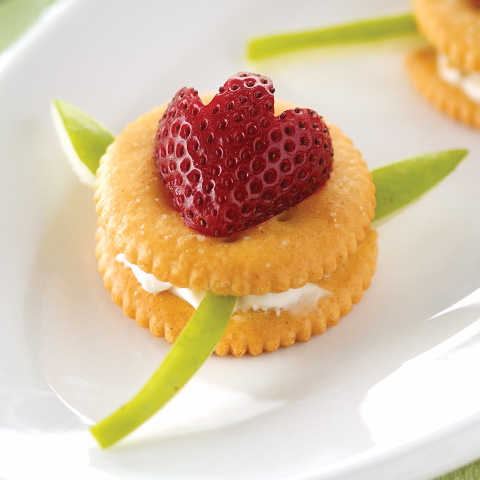 RITZ® Tulip Recipe