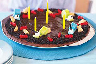 Brownie Mud Puddle Cake Recipe
