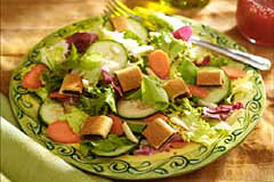 NEWTONS®-Topped Salad Recipe