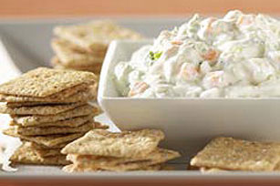 Garden Ranch Dip Recipe