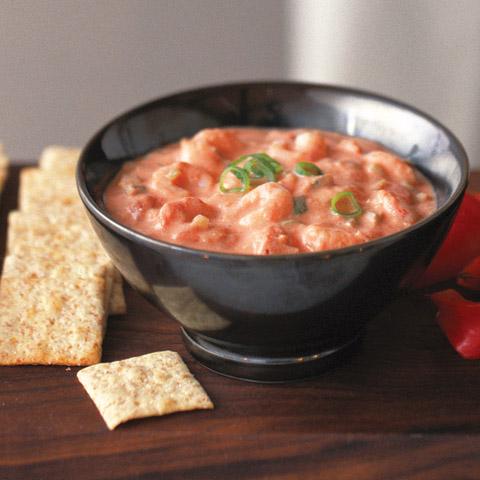 Salsa Shrimp Dip Recipe