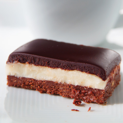 Triple-Layer Chocolate Bars Recipe